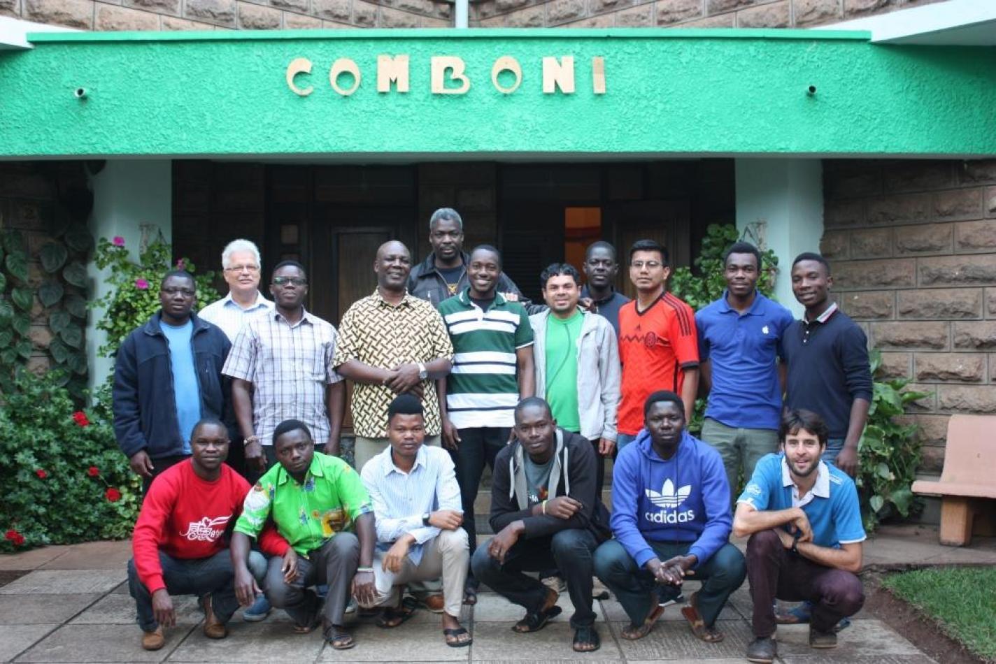 incontri gratuiti a Nairobi Kenya